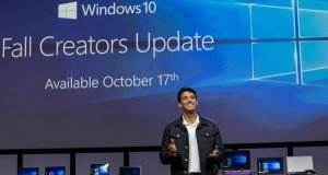 Windows Linux Fall Creators Update