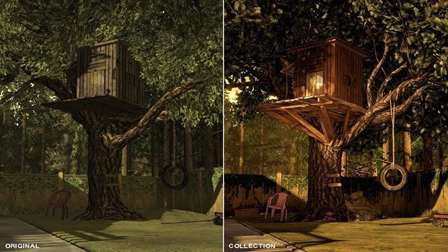 Side By Side Treehouse Min