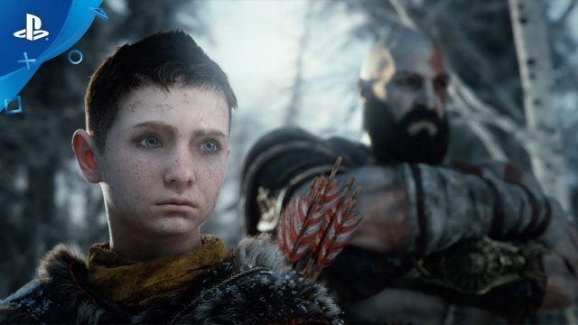 Voici La Publicite De God Of War