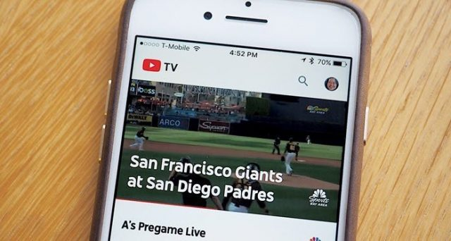 Youtube Tv Juegos Mlb