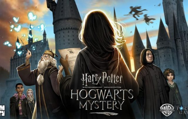 Harry Potter Hogwarts Mystery 1